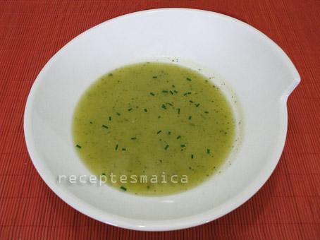 Sopa de Carbassó